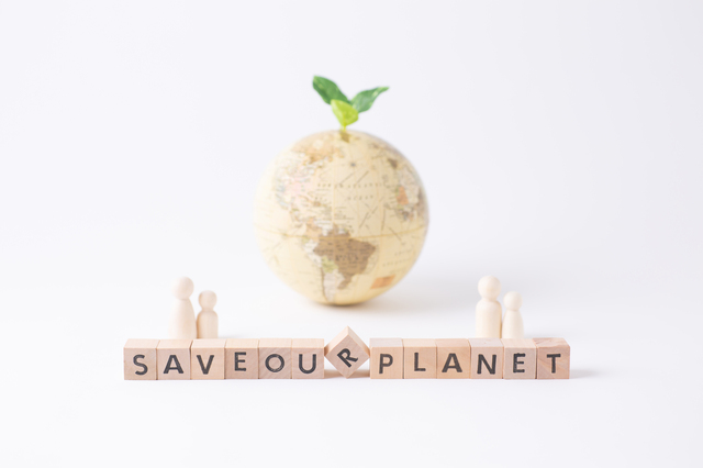 SDGsを考えよう① STOP!! 地球温暖化。環境にやさしい再生可能エネルギー